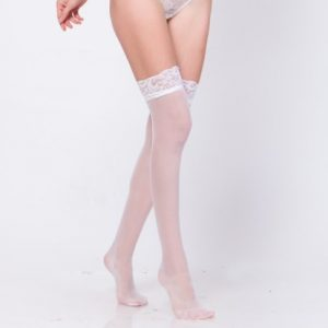 Lace Stay Up Stocking